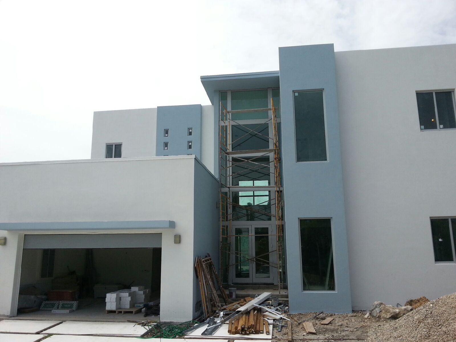 New Home With Logic Builders Air Mike A C Contractors